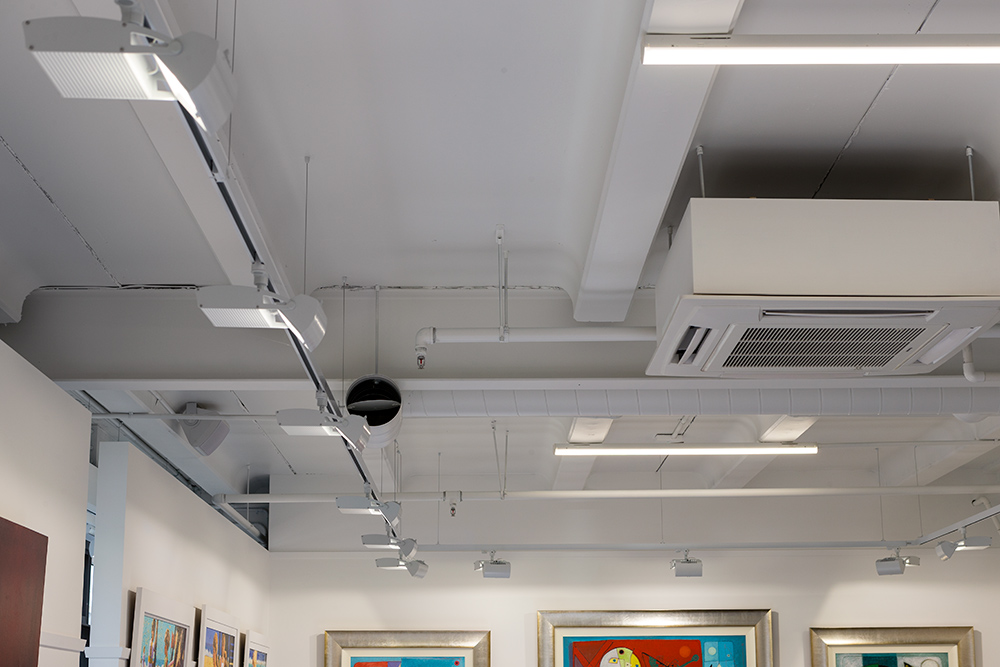 Auckland architectural photographer image examples of photographs of light fittings by Jenco electrical