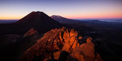 Mount Ngaruhoe, auckland photographer, landscape photographer, Tongariro crossing, sunrise photo mount tongariro