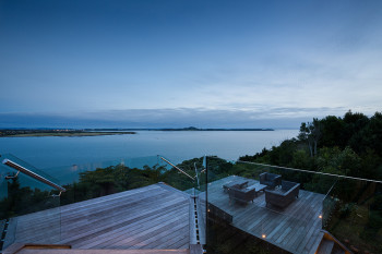 dusk image, architectural photographer auckland, commercial photographer auckland,