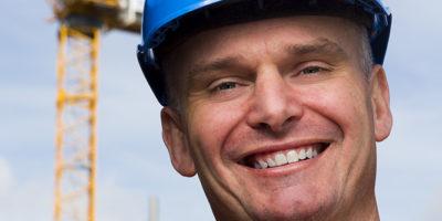 construction staff portraits
