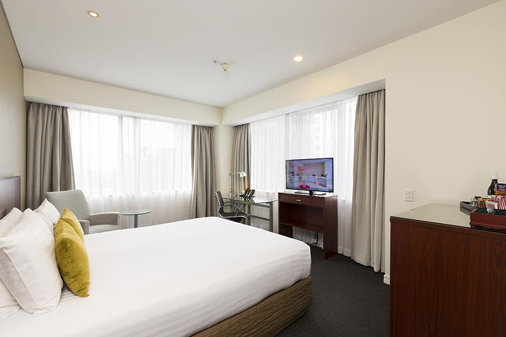 hotel photography room interior